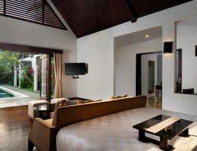 Vila se třemi ložnicemi