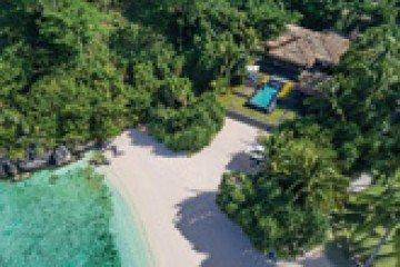 Two Bedroom Beach Villas