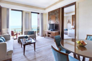 Executive Sea View Suite (80 m²)