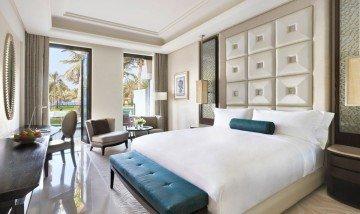 Al Bustan Lagoon Room (40 m²)