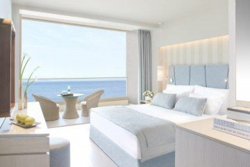 Superior Double Room (inland view)
