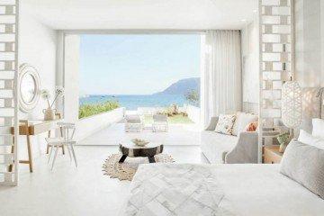 Deluxe Junior Suite with Private Garden