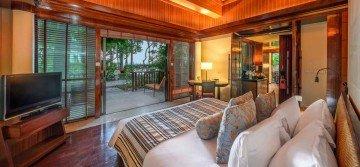 One Bedroom Beachfront Villa (96 m²)