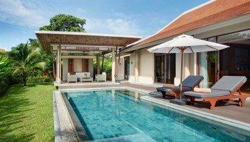 Grand Deluxe Pool Villa (285 m2)