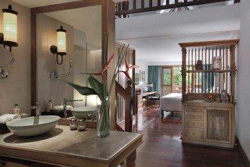 One Bedroom Duplex Suite (55 m²)