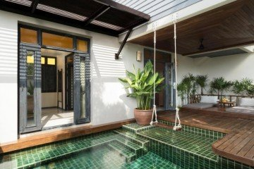 Deluxe Plunge Pool