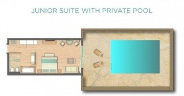 Premium Junior Suite with Private Pool