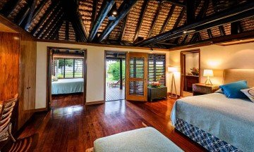Oceanfront Two-Bedroom Bure