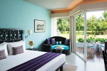 Deluxe Garden Terrace Room