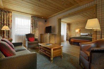 Chalet Open Suite Matterhorn