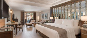Junior Suites with Direct Pool Access
