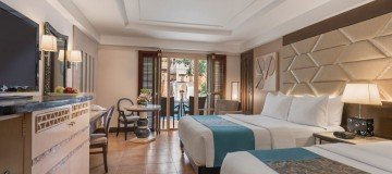 Premier Rooms with Direct Pool Access