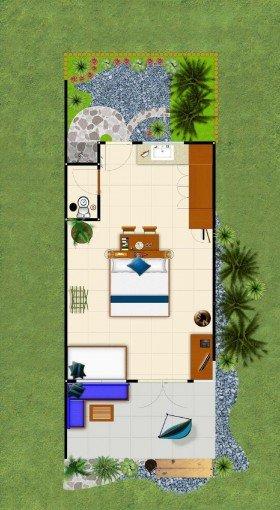 Deluxe Suite Rooms (65 m²)