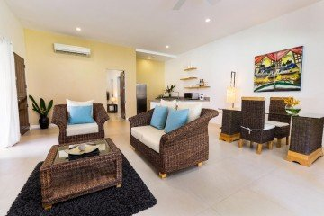 Garden Apartments (110 m²)