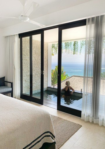 Double Room with Plunge Pool