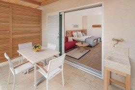Luxury Family Suite Sea View