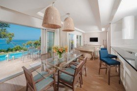 V Level Presidential Villa with Private Pool Spectacular Sea View