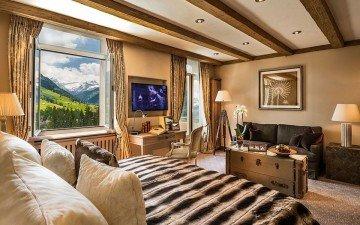 Corner Suite Mountain View