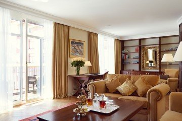 Beau Rivage Suite (90-100 m2)