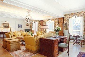 Helen Badrutt Suite (145 m2)