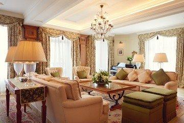 Hans Badrutt Suite (175 m2)