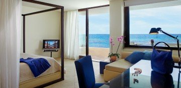 Deluxe Junior Bungalow Suite with Sea View