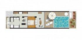 Luxury Junior Suite, Private Heated Pool