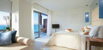 Amirandes Creta Villa with Courtyard, Sea View