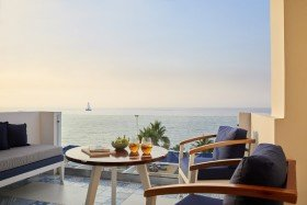 Sea View Standard Guestroom