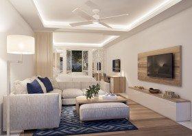 Sea View Deluxe Island  Suite Private Terrace