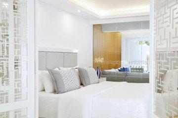 Two bedrooms Luxury Villa 2 bathrooms Grand Private Terrace