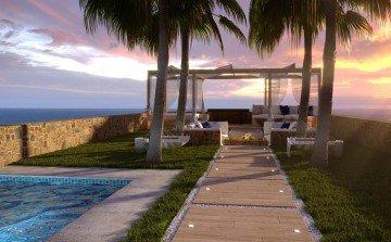 Royal Pool Villa Sea View 5 bedrooms/ 5 bathrooms