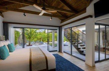 Beach Pool Suite Sunset (190 m2)