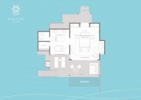 Over Water Villa (140 m2)