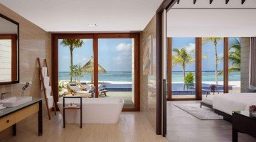 Three Bedroom Beach Suite Villa with Private Pool (410 m2)