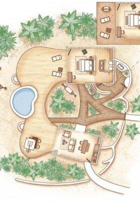 Family Two-Bedroom Villa