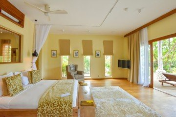 Deluxe Family Room with Private Pool