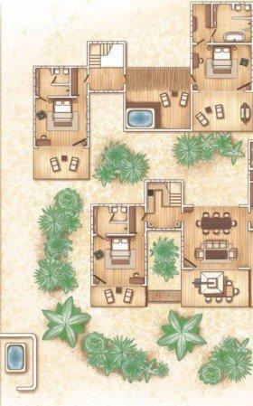 Presidential Five-bedroom Villa