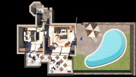 Premium One Bedroom Suite Private Pool