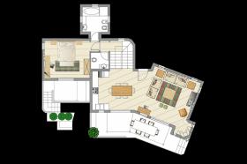 Luxury Two Bedroom Villa
