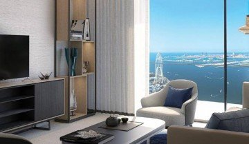 EXECUTIVE SEA VIEW SUITE WITH BALCONY