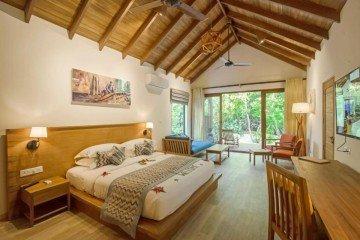 Deluxe Two-Bedroom Beach Suite