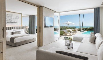 Deluxe One Bedroom Suite with Private Pool