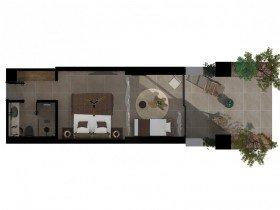 Horizon Open Plan Suite