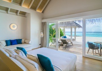 Grand Pool Beach Villa