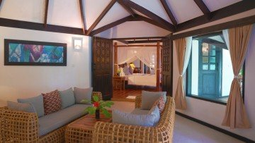 Family Beach Suite (Kihaa Maldives)
