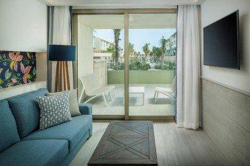 Privileged Suite Terrace