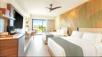 Club Ocean View Junior Suite Double