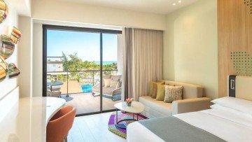 Ocean View Junior Suite King