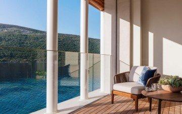 Panoramic Bayview Suite